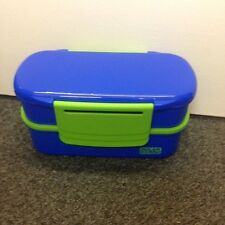 Polar Gear Bento Lunch Box, 2 Compartments in 2 Colour, Compact Size