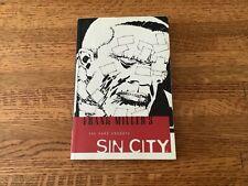 Frank Miller's Sin City The Hard Goodbye vol 1 2005 promotional graphic novel