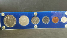 1945 Canada Complete Coin Year Set--Nice High Grade
