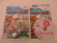 MARIO PARTY 8 - NINTENDO WII - Jeu WII PAL FR COMPLET