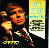 Gene Pitney - Greatest Hits   CD  near MINT - Flash 1989