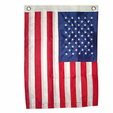 "New listing 35"" x 54"" Usa, Us American Nylon Flag W/ Stars & Brass Grommets"