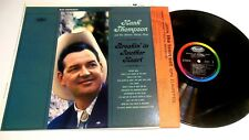 Breakin' In Another Heart by Hank Thompson LP STEREO   country  1965