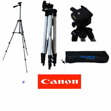 "50"" PROFESSIONAL TRIPOD WITH QUICK RELEASE FOR CANON EOS REBEL DSLR CAMERAS"