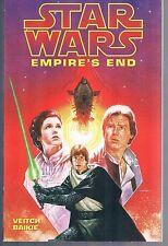 Star Wars: Empire's End  Veitch & Baike 1997 TPB Dark Horse 1st Ed 1st Print OOP