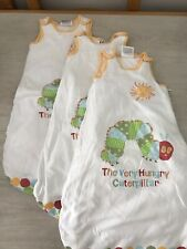 The Hungry Caterpillar Sleeping Bags Bundle 2.5 tog age 0-6 months (B1)