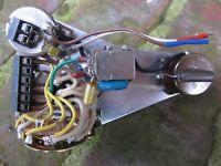 Solderless Strat Harness 9 Way Wiring CTS , NoLoad Tone Pot KellingSound
