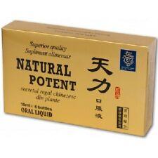 NATURAL POTENT ORAL LIQUID 10ml x6(qualità superiore)
