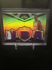 2006-07 Topps Triple Threads Relics Gold Shawn Marion NBA (#'d 1/9)
