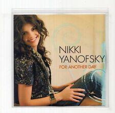 (JC660) Nikki Yanofsky, For Another Day - 2010 DJ CD