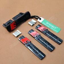 Black Metal Emblem Badge Front Grill Mount bracket For Audi TT Q7 A8 RS7 S Line