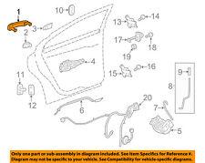 GM OEM Rear Door-Handle Outside Exterior 13577718