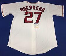 "Vladimir Guerrero Signed Angels Baseball Jersey ""04 AL MVP"" PSA"