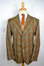 Unbranded Three Button Wool Suits & Tailoring for Men