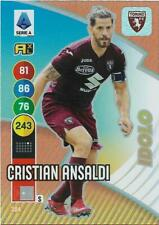ADRENALYN XL CALCIATORI 2021 22 - N.384 ANSALDI TORINO IDOLO CARD NEW