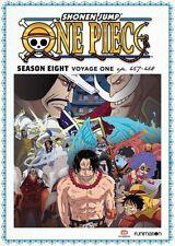ONE PIECE: SEASON EIGHT - VOYAGE ONE - DVD - Region 1 - Sealed