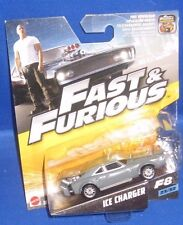 FAST & FURIOUS 8 MOVIE ICE CHARGER #23/32 MATTEL COLLECTIBLE, NEW