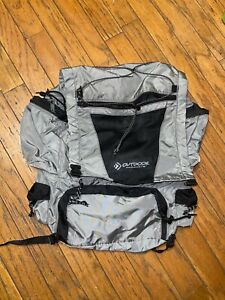 Outdoor Products Dragonfly Basic External Frame Technical Backpack Surplus