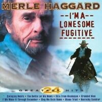Haggard,Merle - I'm A Lonesome Fugitive  CD NEW!