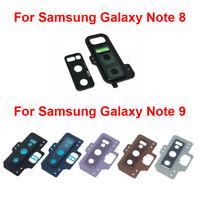 Rear Back Camera Lens Cover Frame Holder For Samsung Galaxy Note 8 9 N950 N960