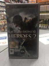 Medal of Honor Heroes 2 Ita PSP USATO GARANTITO