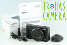Sony ZV-1 Digital Camera With Box *JP Language Only*#29129 L2