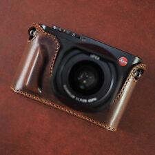 [Arte di mano] half-case for Fujifilm X100F open-type / snap fixed