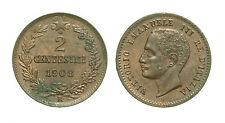 pci2529) Regno Vittorio Emanuele III (1900-1943) 2 Centesimi Valore 1908
