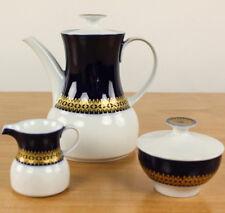 Tischkern Thomas Rotunda Kobalt Goldbordüre Klein Tapio Wirkkala Porzellan