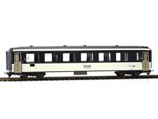 Bemo 3292358 Personenwagen B 218 Leichtmetallwagen MOB H0m
