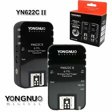 Yongnuo YN622C II Wireless Remote TTL Flash Trigger Receiver for Canon Camera UK