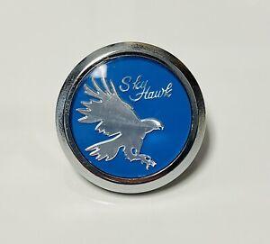 New! 1976-1979 GM Buick Skyhawk Hood Emblem Insert Kit 1252321 358314