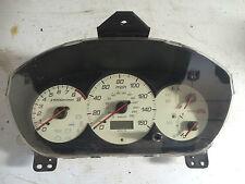 Honda Civic Ep3 Type-r clocks