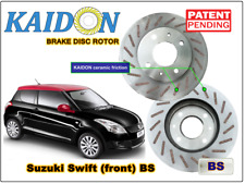 "Suzuki Swift disc rotor KAIDON (front) type ""BS"" spec"