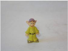 DOPEY Dollhouse Miniatures Character Figure Disney DWARF Fairy Garden Snow White