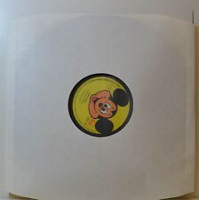 "Moby Duck - Der Falsas Schatz - CLP 9906 + postercomic - 12"" MAXI SINGLE (y701)"