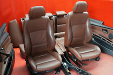 BMW 3er E91 Touring M-PACKET Leather Trim Sportsitze Seats Leather Dakota/Terra
