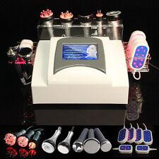 8in1 40K Laser Cavitation Vacuum RF Photon LED Ultrasonic Slimming Machine Spa
