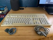 Apple M3501 Keyboard and Griffin iMate ADB to USB Adapter