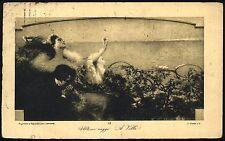 1909 ITALY Ultimi raggi
