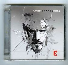 CD (NEUF) FLORENT PAGNY CHANTE JACQUES BREL