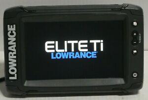 Lowrance Elite 7 Ti GPS Fish Finder Touchscreen