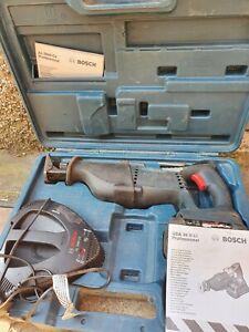 Bosch, GSA 36 V - LI,Professional Cordless Recipocrating Saw with one battery ch
