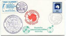 1982 Bremerhaven Neumayer Station Deutsche Antarktis Sped. Polar Antarctic Cover