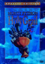 MONTY PYTHON & THE HOLY GRAIL - (2) DVD SET - SPECIAL EDITION - STILL SEALED