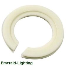 Lampshade Adaptor Reducer Ring Converts Euro shade size to UK fitting