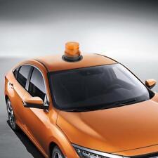Amber Magnetic 12V-24V 12SMD Car LED Strobe Warning Light Emergency Beacon Lamp