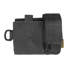 Flyye Military Tactical Saf Admin Panel Molle System Pouch Airsoft Webbing Black