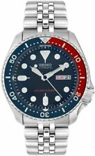 Seiko SKX009K2 Diver Automatic Watch - Silver