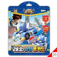 MONKART LEO Shooting Monkart Mini Car Play Toy Korea TV Animation